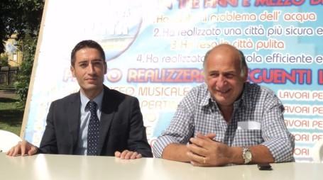 Valensise e Cascarano apprezzano nomine Meloni Gli inseparabili destrorsi si congratulano con Alessandro Nicolò e Wanda Ferro