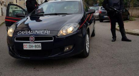 Corigliano, 14 arresti per associazione a delinquere Tra gli arrestati anche l'autore dell'incendio della autovettura di un carabiniere