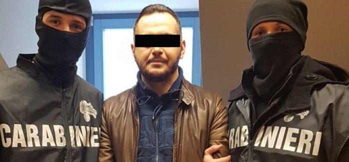 Palmi, finisce la latitanza di Emanuele Cosentino I Carabinieri lo hanno arrestato in Germania