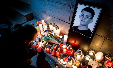Giornalista ucciso in Slovacchia, arrestati tre calabresi In manette l'imprenditore Antonino Vadalà, dei cui presunti legami con la 'ndrangheta aveva scritto Jan Kuciak