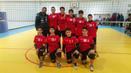 Girone di ritorno, la School Volley Taurianova stravince 3-0 contro il New Fides Volley di Campo Calabro