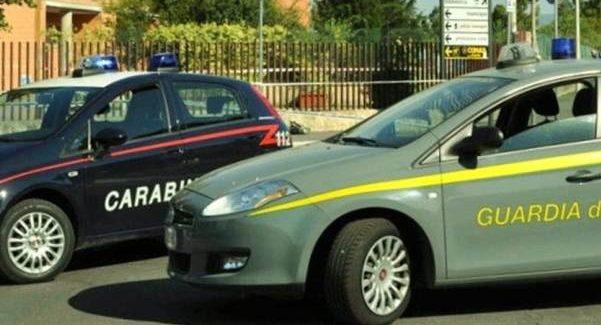 Droga ed estorsioni: 60 arresti a Cosenza e Vibo Valentia Operazione dei Carabinieri