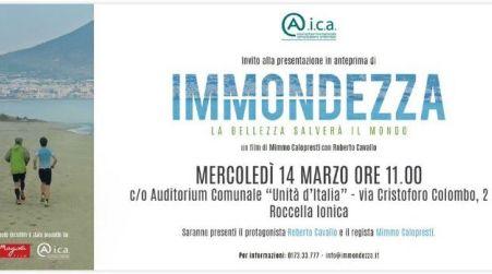 """Roccella presenta nuovo film di Mimmo Calopresti """"Immondezza - la Bellezza salverà il mondo"""" in scena all'auditorium comunale"""