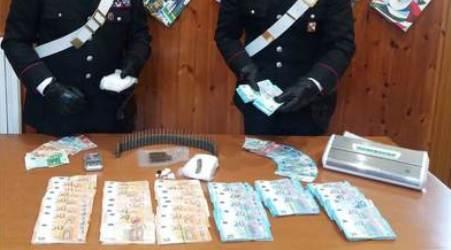 Armi, droga e 45 mila euro in casa: arrestato commerciante Operazione dei Carabinieri