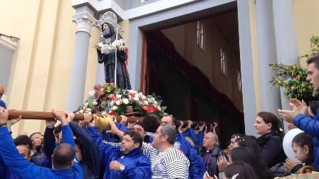Catona si stringe attorno devozione San Francesco Paola Fede e tradizione per animare il territorio locale