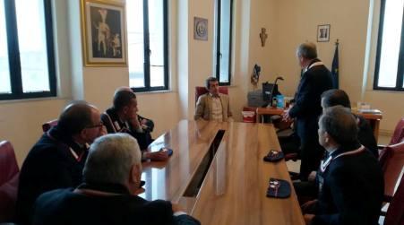 Intesa tra Comune Taurianova e Carabinieri in congedo La collaborazione guarda agli interessi della comunità