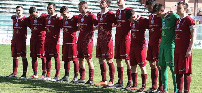 Calcio serie C, Bisceglie-Reggina 1 A 2 Colpo grosso degli uomini di Maurizi in Puglia