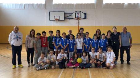 """L'Easy Basket """"3vs3"""" protagonista a Catanzaro Lido L'EasyBasket è un progetto didattico gratuito promosso dalla F.I.P. che si sviluppa nelle Scuole Primarie e segue le linee guida dell'accordo Coni-MIUR per la promozione dello Sport nella Scuola"""