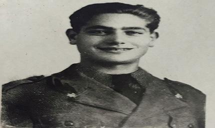Letterio CLEMENTE  (1923-1943) – Il Soldato – Continua la narrazione in silloge di personaggi del pianoro Taurianovese da parte del blogger Giovanni Cardona