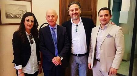 Corigliano Rossano, Forza Italia incontra il Commissario Depuratore, discariche, stagione estiva, finanziamenti: tanti i temi affrontati