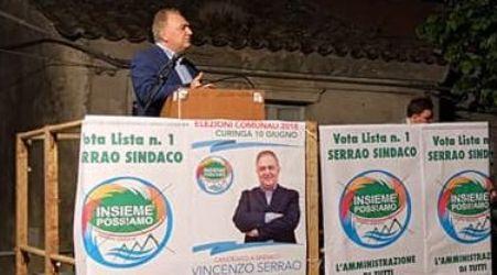 """Amministrative, Serrao: """"Curinga pronta a voltare pagina"""" """"Pronti a servire il territorio"""""""
