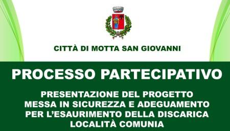 """Motta, messa in sicurezza della discarica """"Comunia"""" Previste tre fasi distinte per l'elaborazione del progetto"""