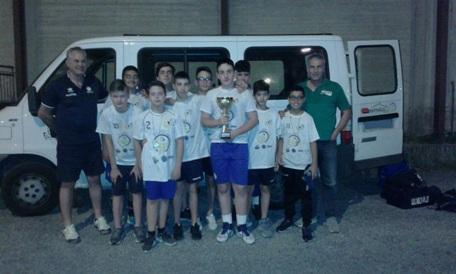VolleYnsieme Lamezia Under 13 campione regionale A San Giovanni in Fiore i giovanissimi Spikers hanno battuto in semifinale i padroni di casa