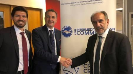 """Calabria nella Commissione Intermediterranea Arnoni (Idm): """"Importantissimo risultato raggiunto per la Regione"""""""