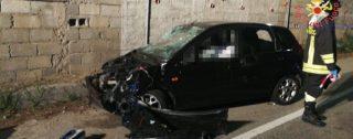 Grave incidente stradale a Catanzaro, morto un 21enne