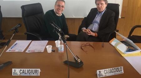 """Iniziative del """"Club Limes"""" dell'Università della Calabria Riunione operativa per discutere della pianificazione delle attività"""