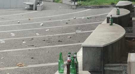 """Gli """"sporcaccioni"""" di Taurianova Decoro urbano con """"decoro civico"""""""