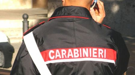 Si scaglia contro Carabinieri: arresti domiciliari a 30enne Il giovane dovrà rispondere di violenza, minaccia e resistenza a Pubblico Ufficiale