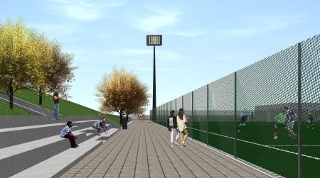Reggio, passi in avanti per il centro sportivo Condera Approvato il progetto esecutivo della struttura