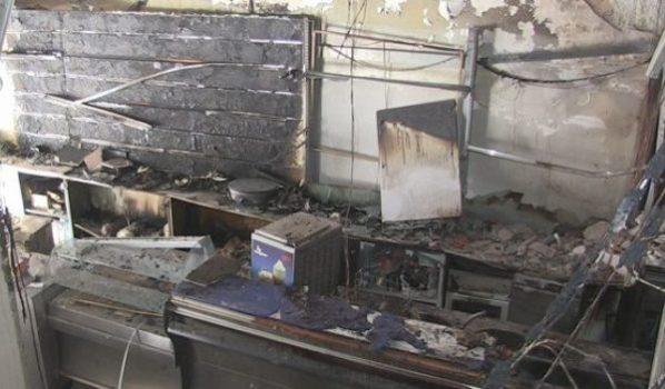 Bar incendiati a Cosenza: agli arresti domiciliari l'esecutore materiale