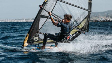 Windsurf, si infrange il sogno mondiale di Scagliola Il reggino non è riuscito a centrare gli obiettivi prefissati