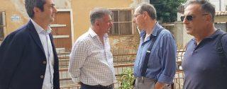 Il direttore sanitario dell'Asp di Reggio Calabria in visita al poliambulatorio di Taurianova