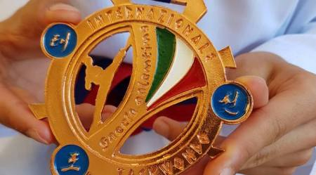 Pioggia di medaglie per Centro Taekwondo Corigliano Grande successo alla tre giorni della Gara Internazionale Grecia Salentina
