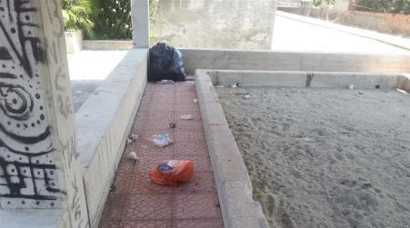 """Festa Santo patrono Lazzaro tra rifiuti e pericoli La denuncia del Comitato spontaneo """"Torrente Oliveto"""""""