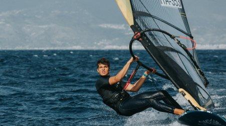 """Windsurf, Scagliola: """"Imparo dai migliori del mondo"""" Prosegue l'atleta reggino: """"Posso crescere ancora"""""""