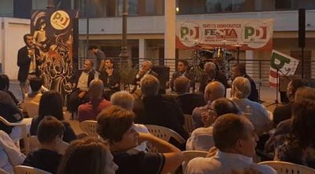 Taurianova, conclusa Festa de l'Unità del Partito Democratico Gli esponenti regionali di primo piano del partito presenti all'evento organizzato dai circoli della Piana di Gioia Tauro