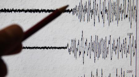 Scossa di terremoto al largo di Calabria e Sicilia L'evento è stato localizzato dalla Sala Sismica Ingv-Roma