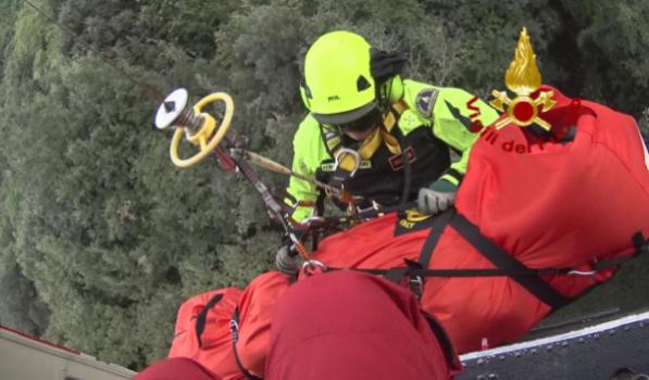 Tragedia in Aspromonte: uomo di 57 anni cade in un burrone e muore
