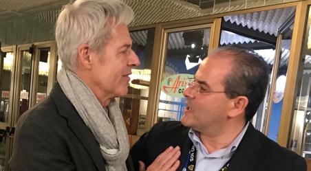 Area Sanremo: Michele Affidato orafo ufficiale del concorso Il maestro calabrese realizzerà i premi per i 24 artisti che accederanno alla finale