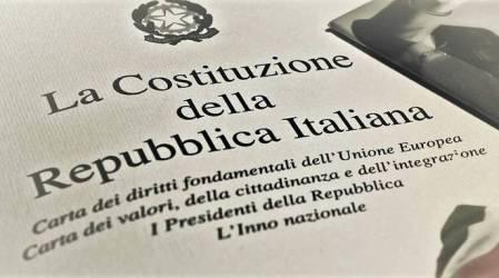 """""""Il labirinto e il filo. I Costituenti calabresi"""" a Taurianova Evento accreditato dall'Ordine degli Avvocati per crediti formativi"""