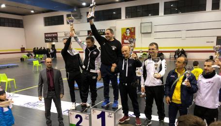 Il Centro Taekwondo Corigliano trionfa a Catanzaro Conquistati 5 ori, 4 argenti e 4 bronzi