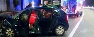 Grave incidente sulla A2 tra Palmi e Bagnara: una donna è in gravi condizioni