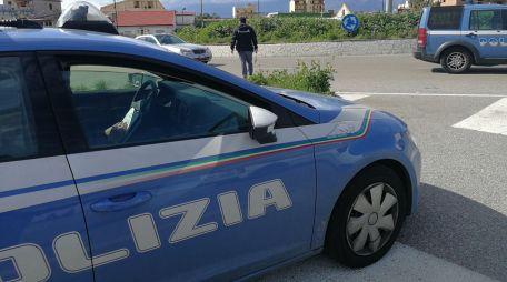 Focus 'ndrangheta, le Volanti arrestano due reggini Per spaccio di stupefacenti in centro città