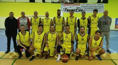 Basket promozione: continua la striscia positiva dell'ASD Stingers Vince a Bovalino contro la Cono Basket con il punteggio finale di 50 a 64