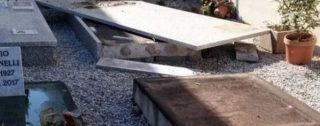 Macabra scoperta in Calabria: sette bare rubate dal cimitero di Vibo Valentia