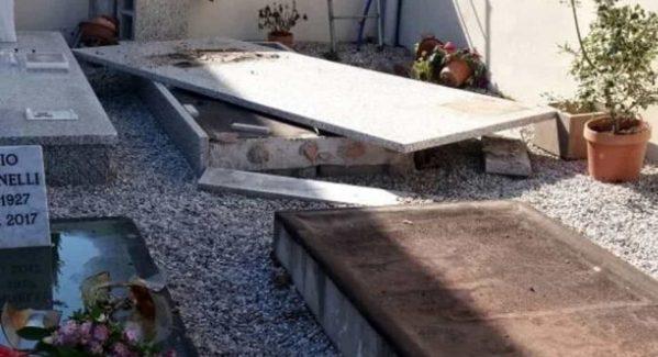 Sette bare rubate dal cimitero di Vibo Valentia I Carabinieri avviato le indagini per risalire ai responsabili