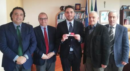 Irto incontra la Fondazione Girolamo Tripodi I rappresentanti della Fondazione hanno presentato il programma di attività per l'anno 2019