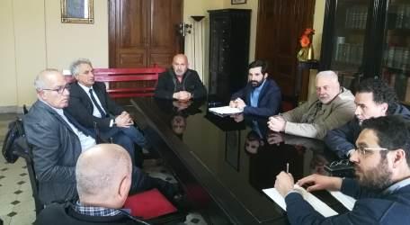 Il sindaco di Palmi incontra l'assessore regionale Rossi Pianificato un importante evento che coinvolgerà i comuni di Cerreto Sannita, in Campania e Noto in Sicilia, che si terrà a Palmi nel mese di marzo
