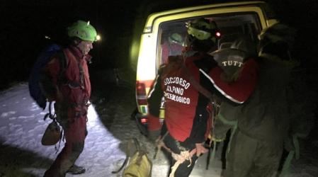 Ritrovate nella notte due donne disperse nei boschi di Gambarie Dopo l'allarme dato dal marito, la Prefettura ha immediatamente attivato il piano di ricerca