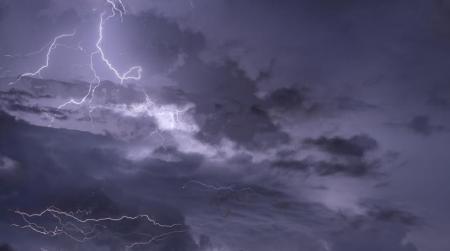 Torna il maltempo in Calabria: previsti forti temporali Previsto un abbassamento delle temperature