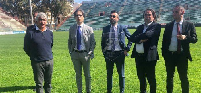 Reggina : nasce il Granillo 2.0 Il Presidente Gallo avvia l'iter di restyling dello stadio