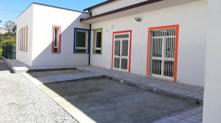 Locri, asilo nido comunale nel quartiere Moschetta Domenica l'inaugurazione