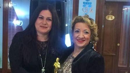 """Cinema, interprete calabrese premiata a Berlino Secondo posto per l'attrice reggina Rosy D'Agostino al festivalcine Arcadia per """"Esmeralda"""""""