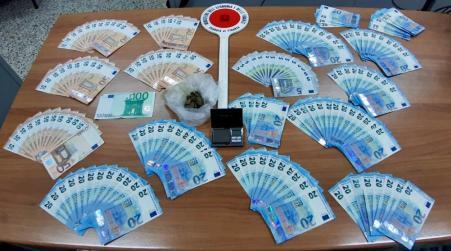 Banconote false e hashish, arrestato pregiudicato Operazione della Guardia di Finanza di Reggio Calabria