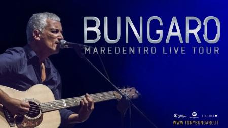 """Bungaro l'8 marzo a Bova Marina ad Alica Festival Grande attesa per """"Maredentro tour"""" dedicato alle donne"""