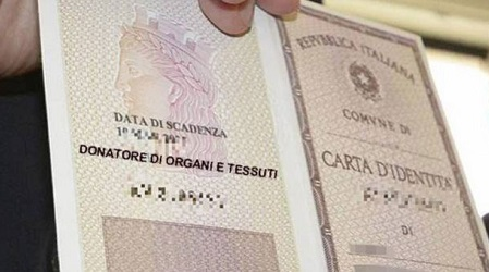 Donazione organi, Taurianova tra le più generose d'Italia Registrati 1293 consensi ed una sola opposizione